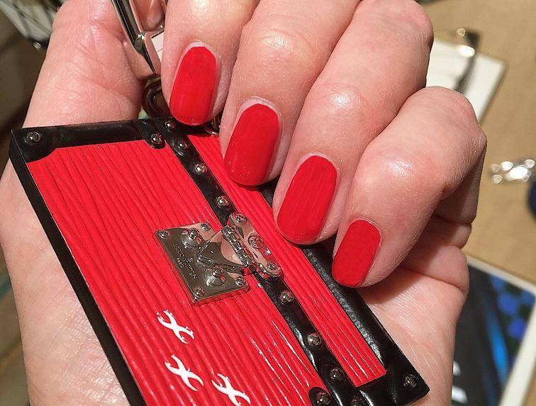 edding nagellack real red 153 l.a.q.u.e. petite malle louis vuitton