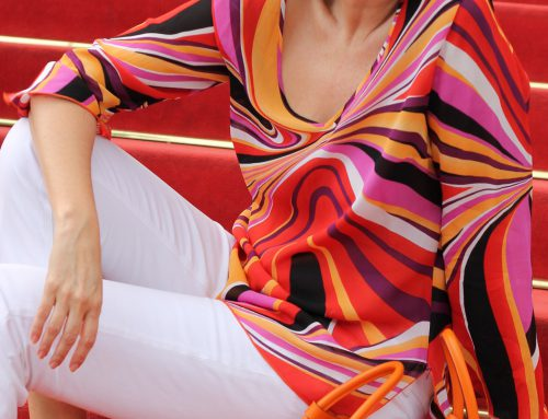 Styling- und Einkaufstipps für große Frauen