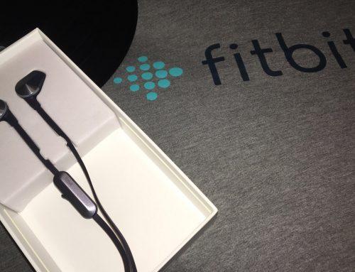 Fitbit Flyer – Kabellose Bluetooth-Kopfhörer