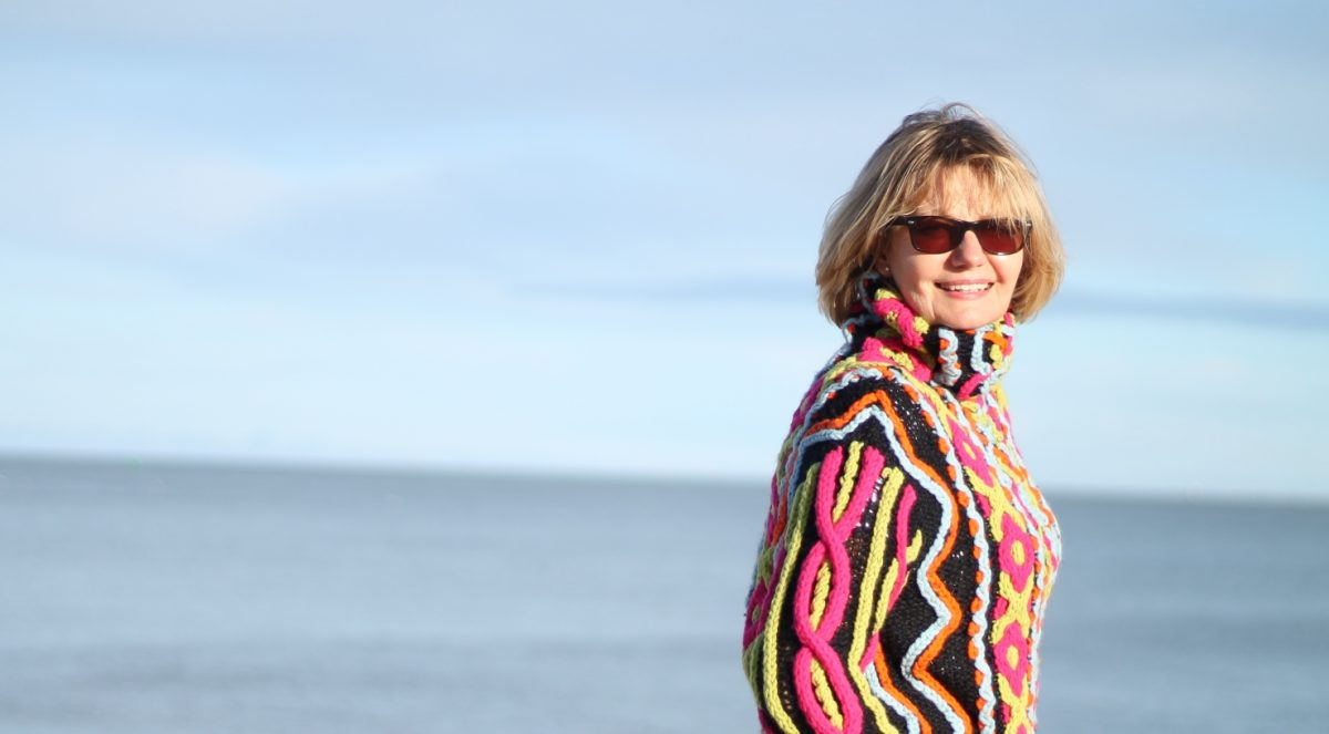 Sylt Inselliebe Winter Outfit