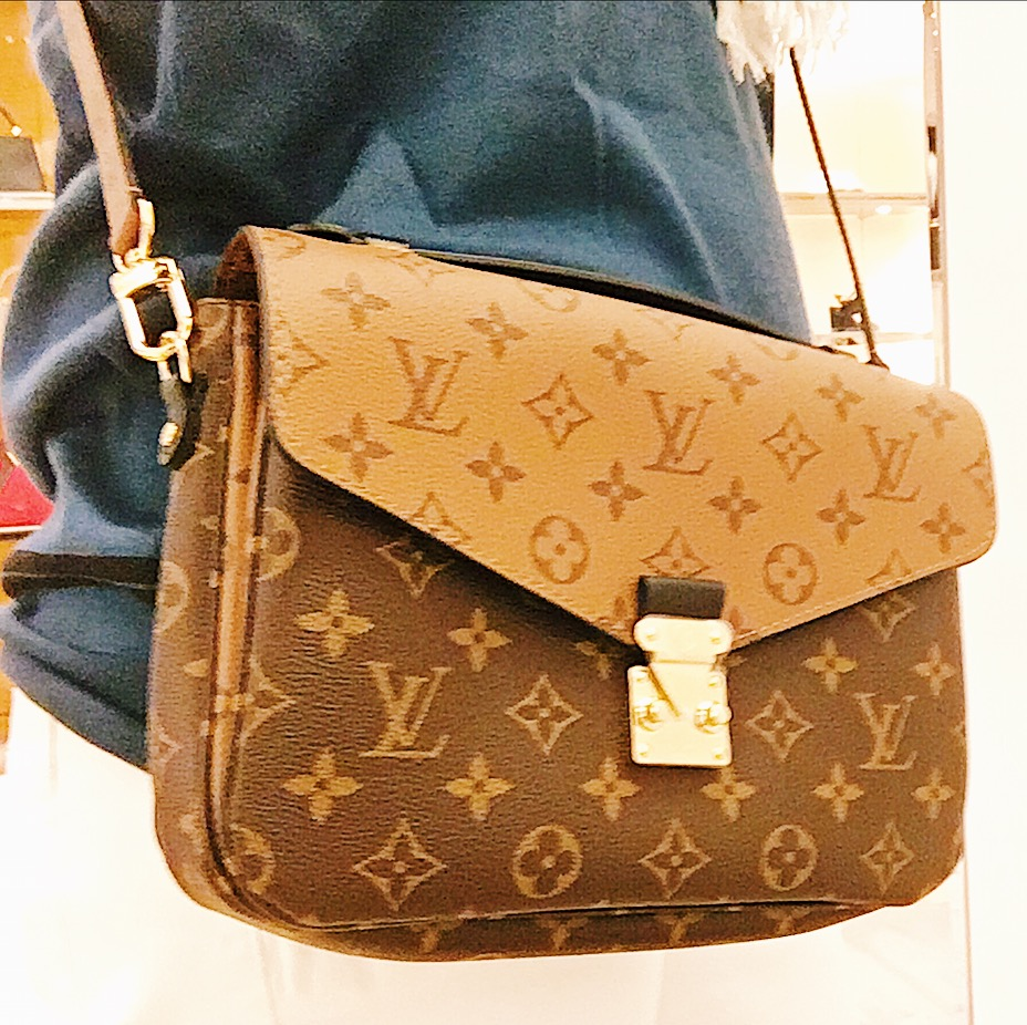 Tasche IT BAG METIS REVERSE Louis Vuitton limitierte Edition sold out
