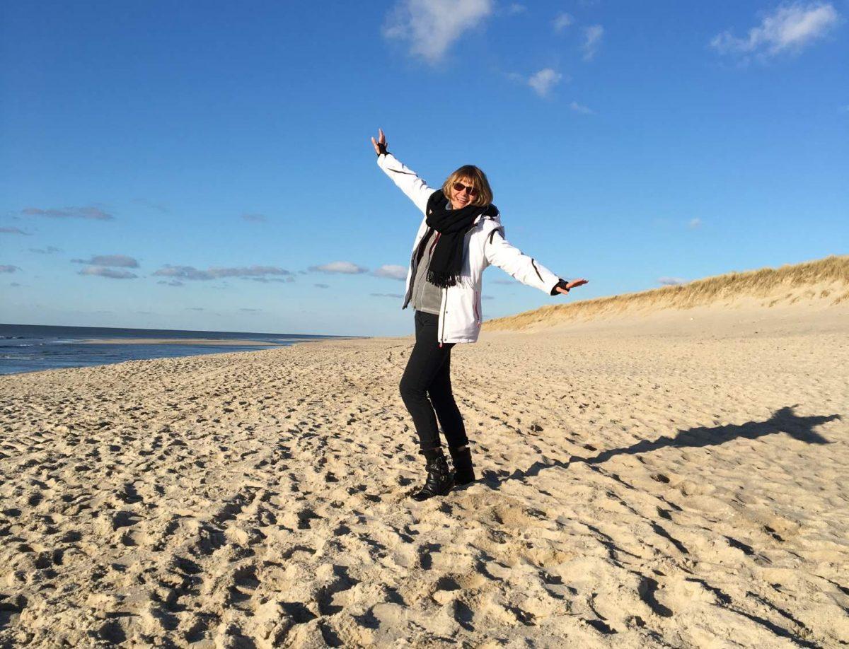 Strand Himmel Meer