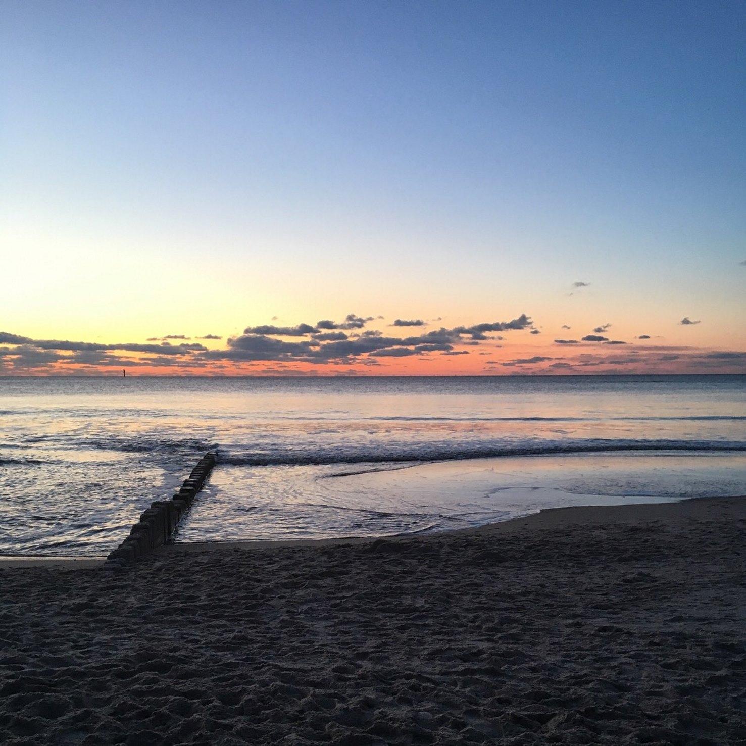 meer strand sand himmel sonne sylt