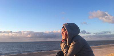Nordsee Blickwinkel Sylt sonnenuntergang