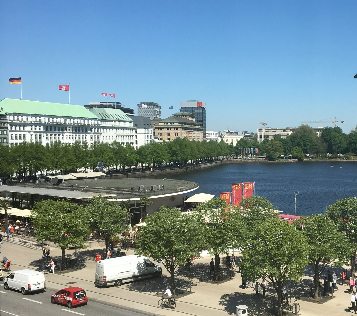 Hamburg 5 Sterne Hotel