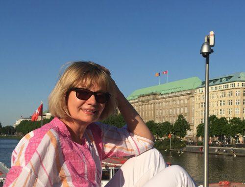 Ich hatte schon Sommerurlaub – auch in Hamburg!