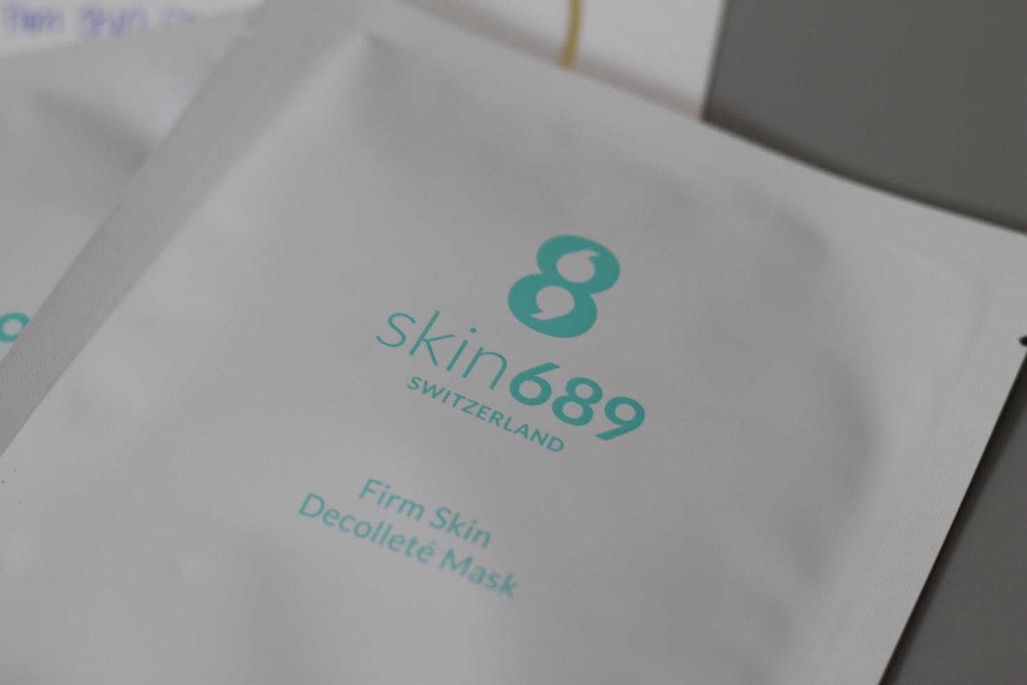 maske decollete skin689 neu 2018 beautyneuheiten