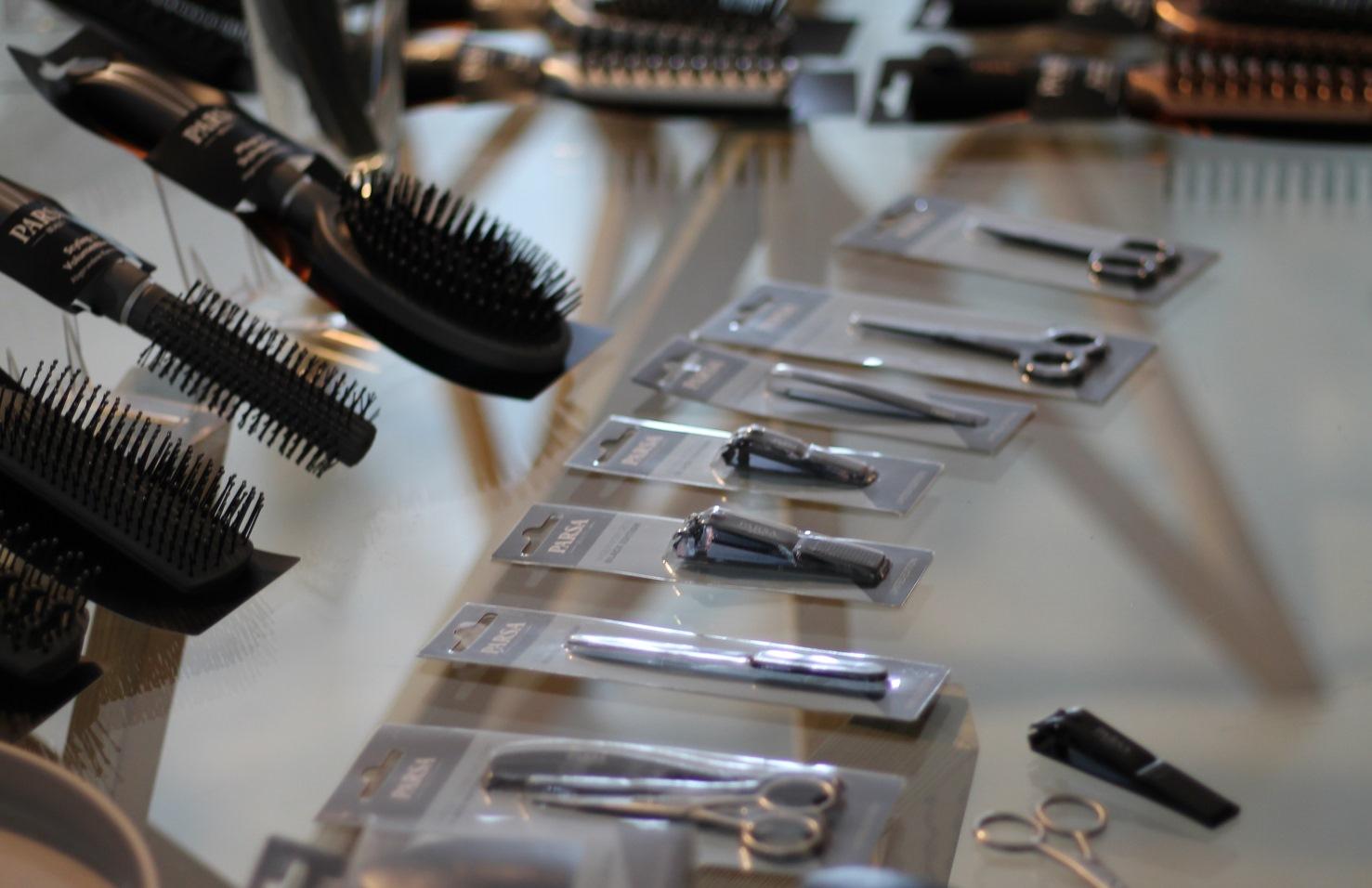 parsa tools fuer pedikuere und manikuere
