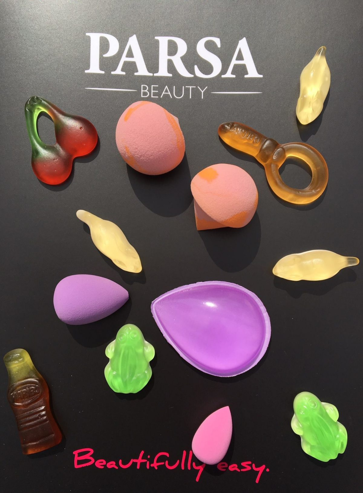parsa beauty tools