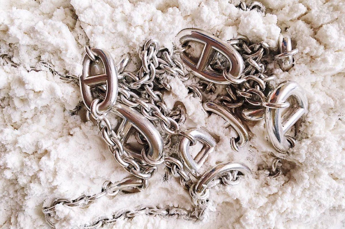 murtaugh-liste sterlin silver silber chaine d'ancre ankerkette weizenmehl