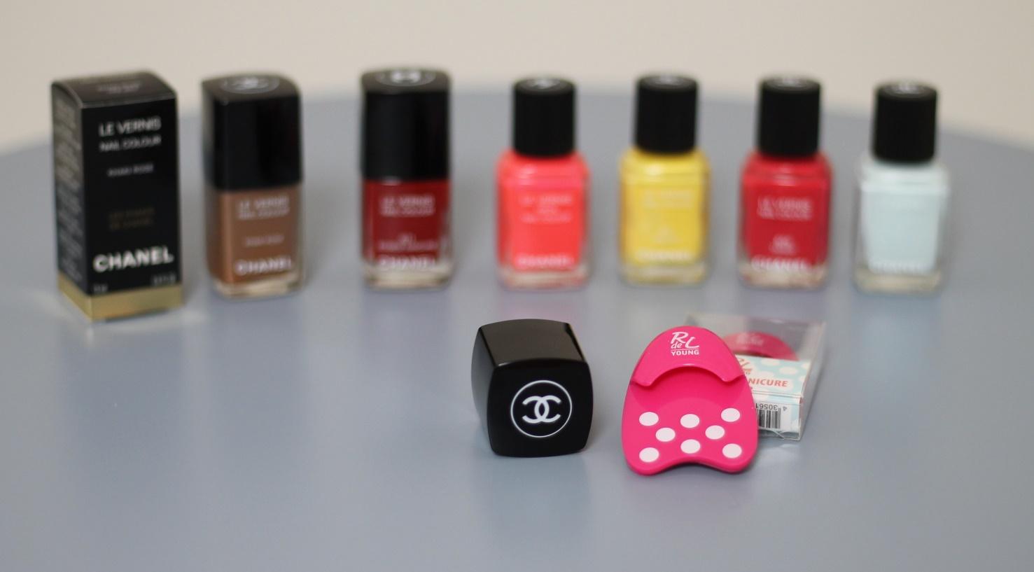 chanel le vernis manicure beautyneuheiten