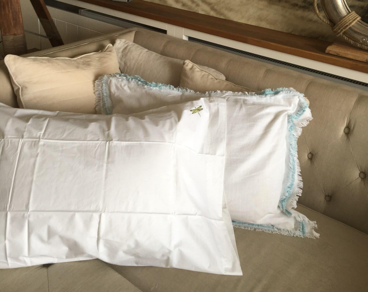 dreampad kopfkissen baumwollbezug weiss schlafstoerungen