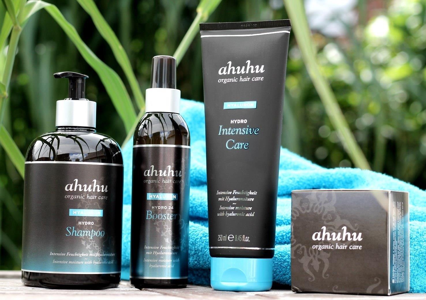 shampoo kur booster mit hyaluron gegen trockenes haar