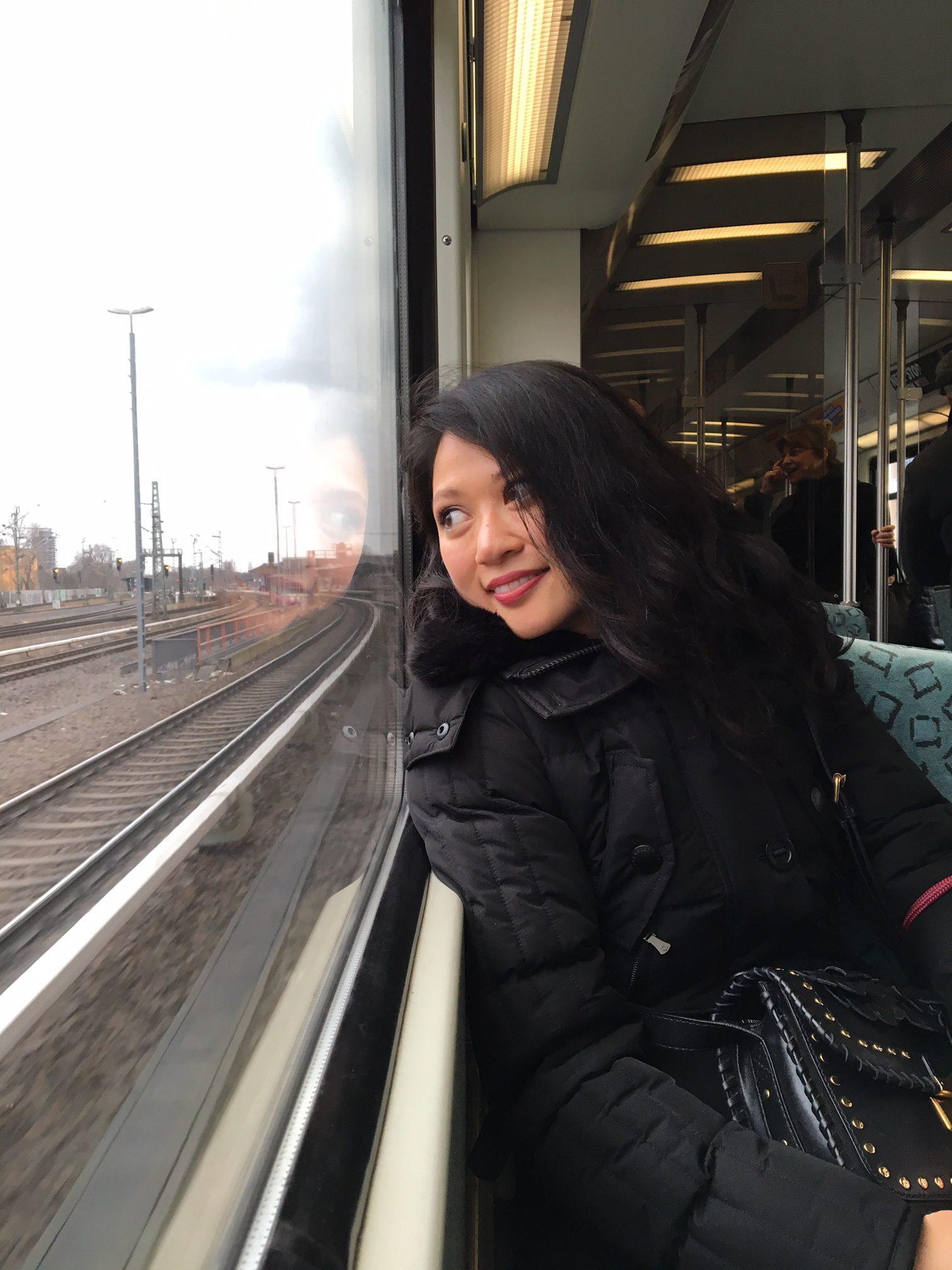 Berlin, S-Bahn, BVG, weil wir dich lieben