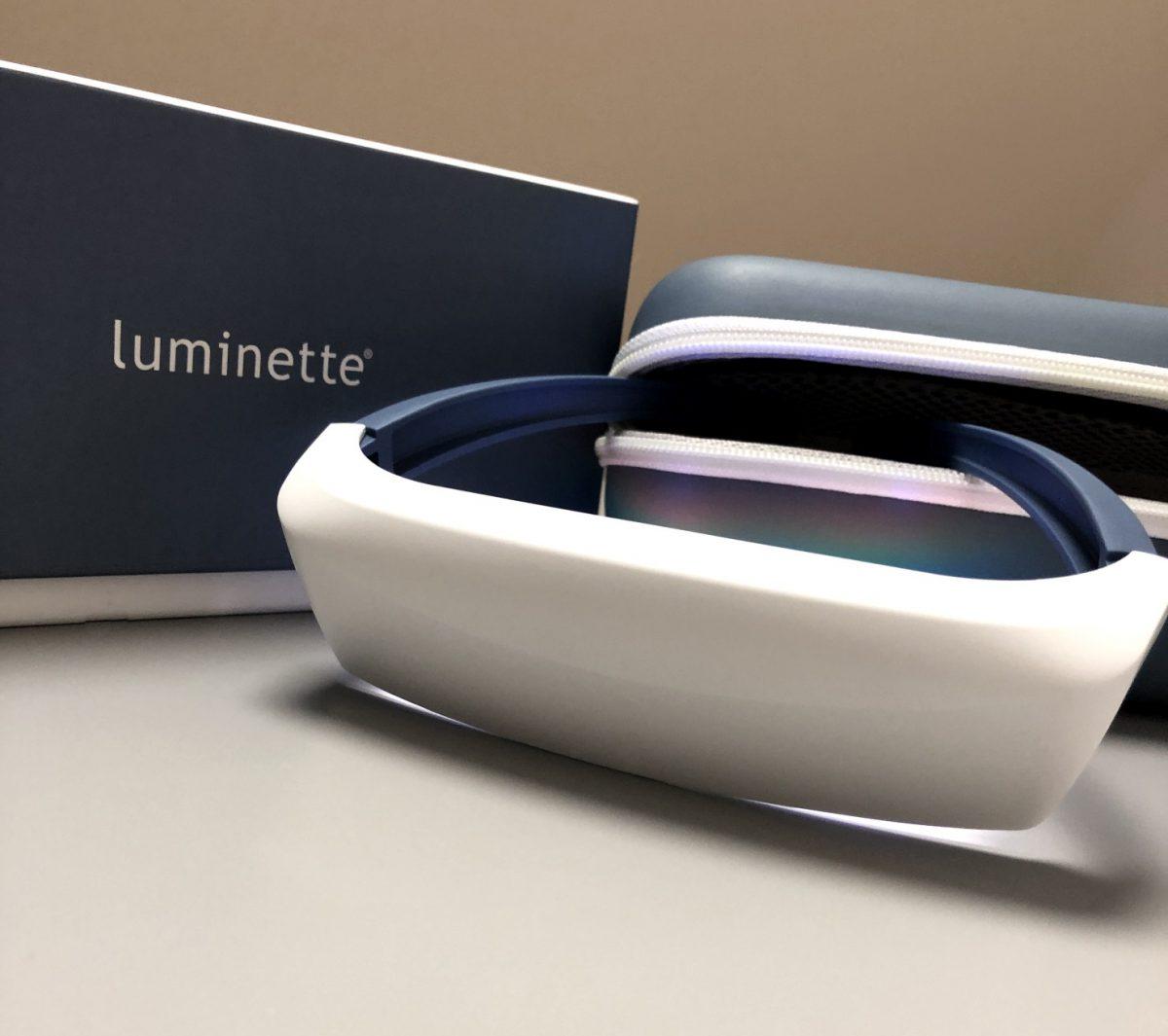 luminette, myluminette, lichttherapie