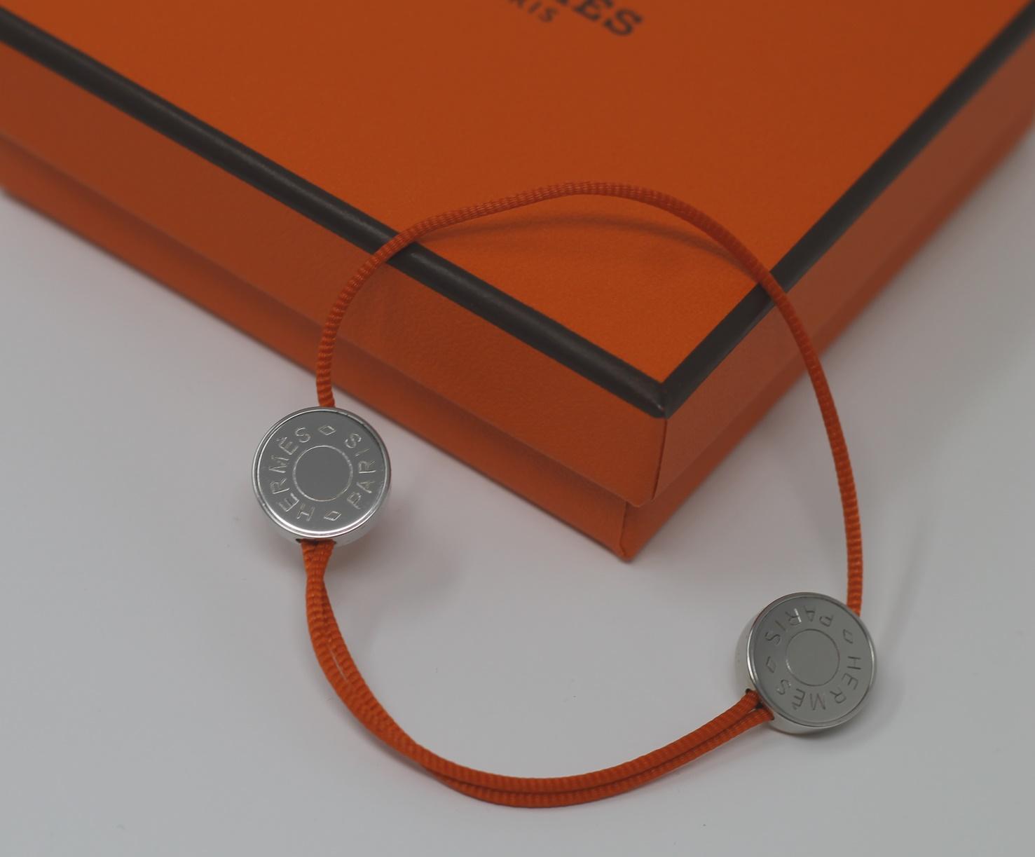 hermes paris bracelet clou de selle