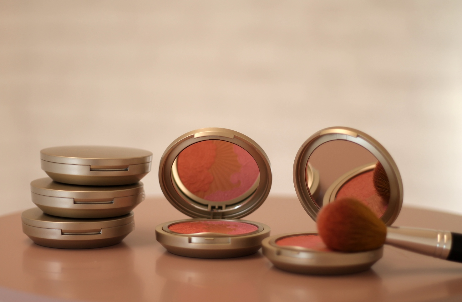 Wangenpuder, Rouge, Blush