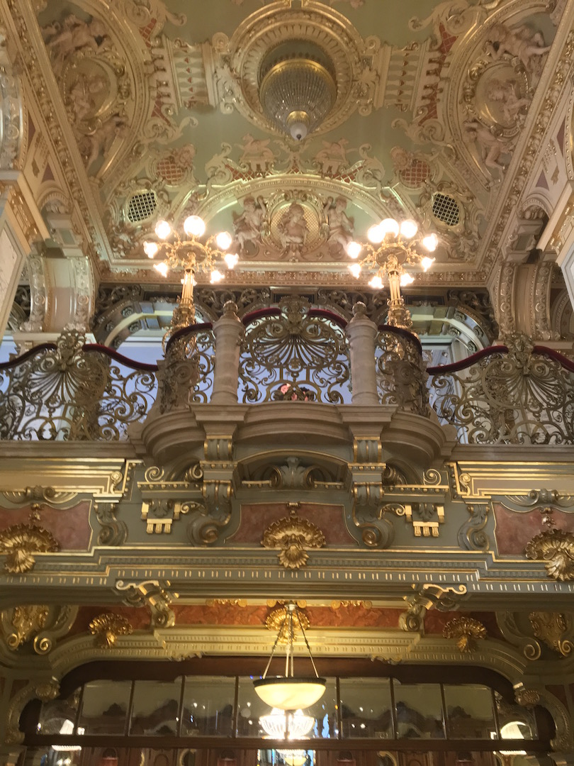 Budapest Hotel Boscolo New York Palace