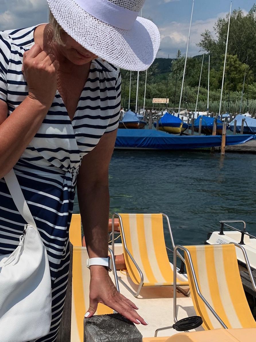 Klingel Sommerkleid mit hut und Tasche