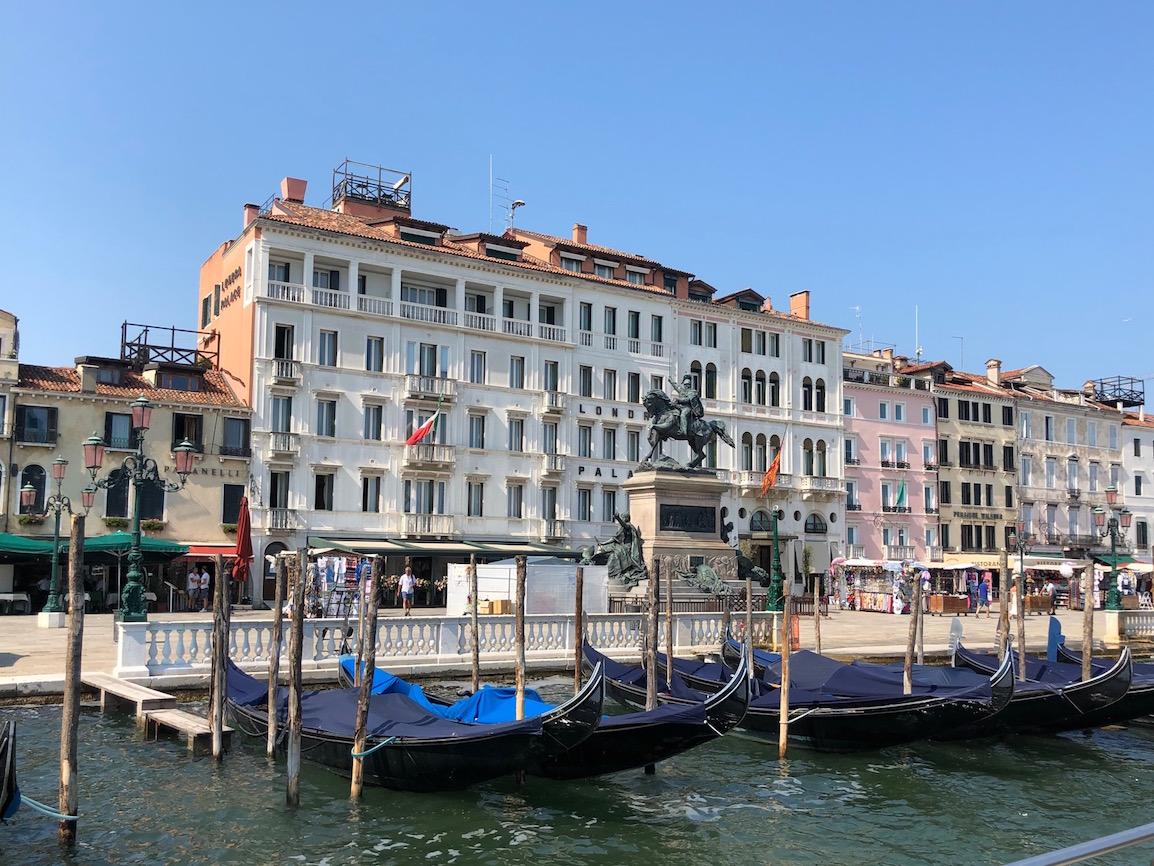 Italien Venedig canale grande