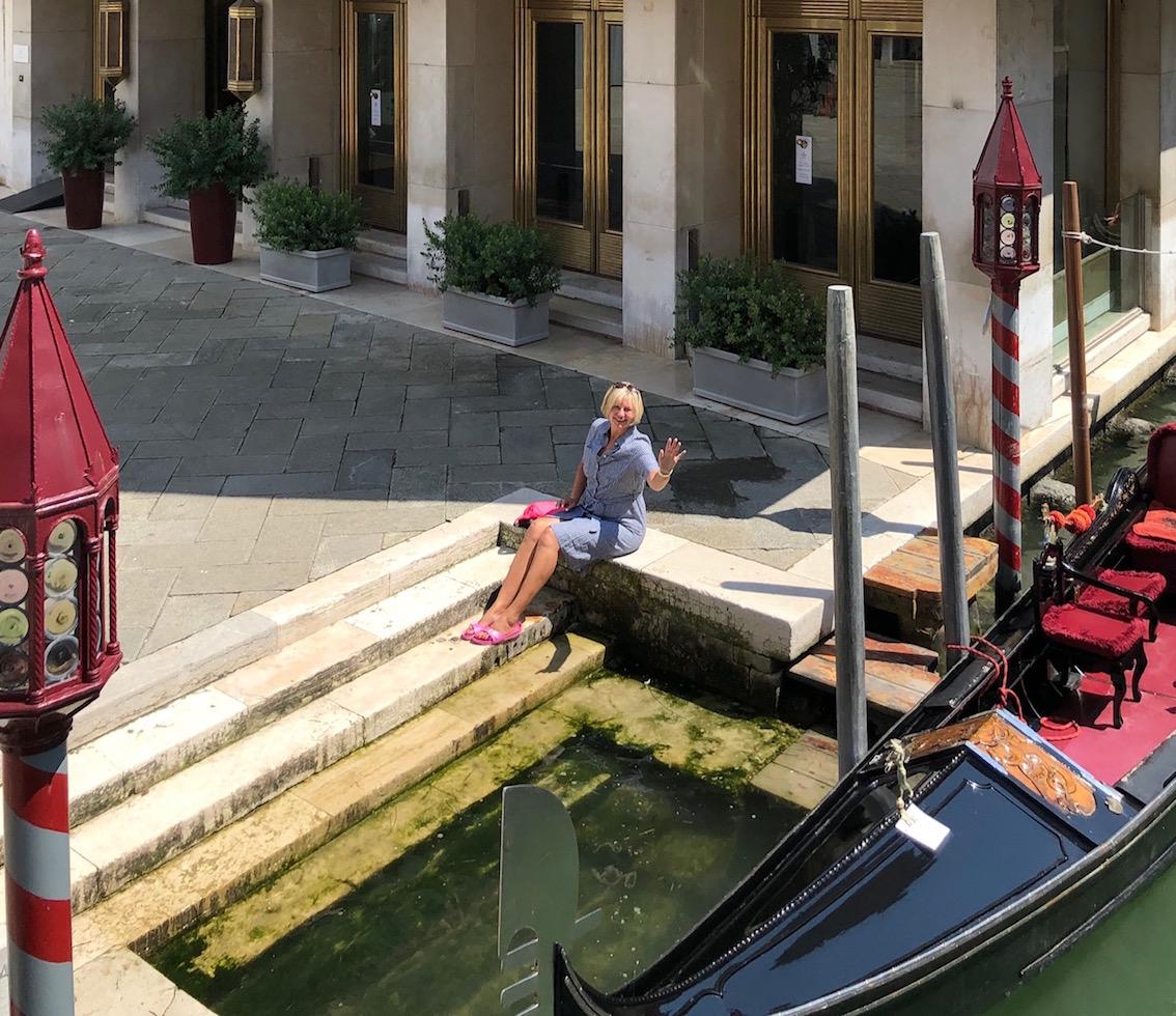 Venedig am Kanal