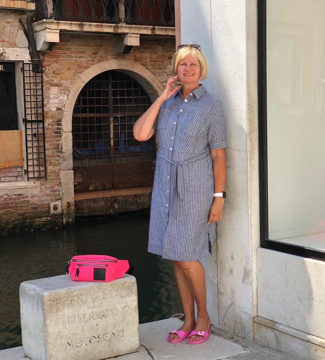 Sommerkleid Venedig