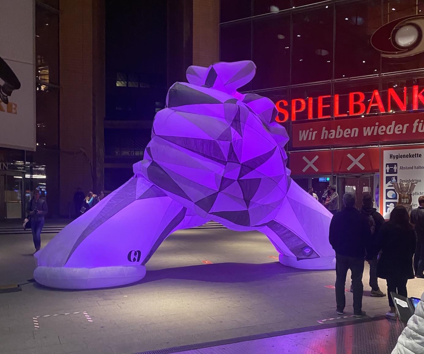 Berlin festival of lights 2020