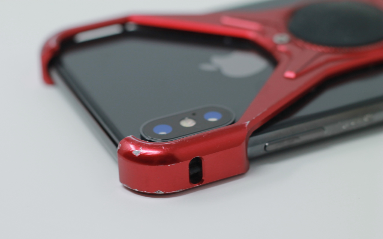 apple iphone rokform predator