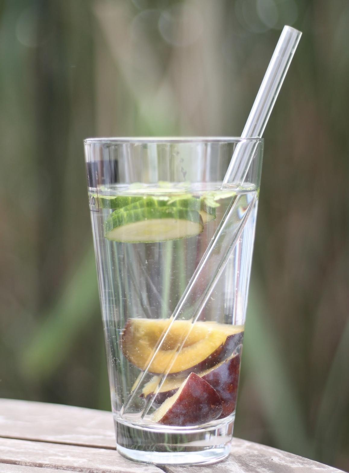 Nachhaltigkeit, Glastrinkhalme