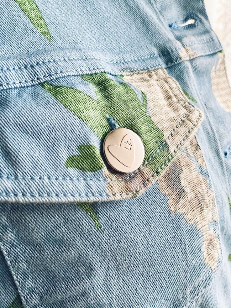 soft pastell jeansjacke laura kent